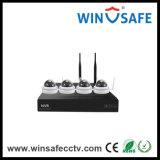 jogo quente da segurança NVR dos jogos de 4CH HD NVR (WS-NVK-802)