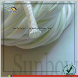 Behandelde Niet beklede Fiberglas het Op hoge temperatuur Sleeving van Sunbow 0.8kv