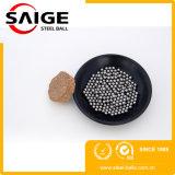 ISO AISI420 G100 4.763mm Balle en acier trempé en acier inoxydable