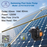1500W 2HP Jlp31/19-D72/1200のプール太陽DCポンプ