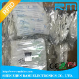 Icar autorizou a microplaqueta do vidro 13.56MHz Ntag216 do Tag de NFC RFID para animais de estimação de China