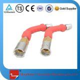 ガスは背部ガスのための液化天然ガスのカップリング銃を接合する