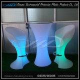 屋内か屋外のイベントのための回転形成LEDの家具