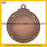 Изготовленный на заказ пустое медаль без цены инструмента