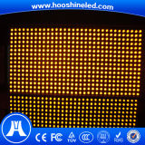 Écran de clignotement à haute densité d'Afficheur LED de bus du jaune P10 DIP546