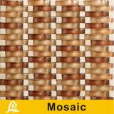 Het hete Mozaïek van de Mengeling van het Kristal van de Golf van de Verkoop voor Decoratie 8mm van de Muur de Reeks van de Golf (Golf S06/07/08/09/10/11)