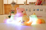 20-Inch Creative Night Light LED animais recheados Lovely Bear Glow Plush Toys Presentes para crianças