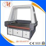 Máquina de estaca panorâmico do laser do estilo grande com alimentação automática (JM-1814-AT-P)