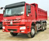 20-30 tonnellate di camion resistente, camion di HOWO, autocarro a cassone