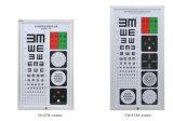 Tableau visuel optique ophtalmique de tableau de test d'oeil de vente chaude