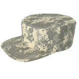 高品質の100%年の綿の軍隊のデジタルCamoレーンジャーの帽子
