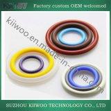 Anel-O da borracha de silicone do OEM do fornecedor da fábrica