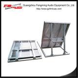Barricade d'alliage d'aluminium pour l'usage extérieur d'événement