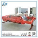 Separador magnético elétrico industrial para o transporte de correia