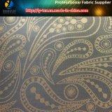 Telar jacquar de Preris, tela del tafetán de la tela cruzada del poliester con el telar jacquar para la guarnición exclusiva (13)