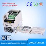 V5-H最も売れ行きの良い3pH 400V可変的なトルクまたはライトロードアプリケーションAC駆動機構、VFDの2.2kw - HDへの頻度コンバーター0.4
