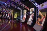 Écran de location d'affichage à LED D'exposition d'événement de l'étape P5 d'intérieur