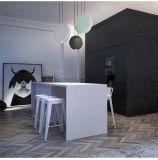 Éclairage pendant moderne DEL de modèle neuf remettant la lampe pendante pour la salle à manger de barre