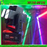 Этап строба светлый RGBW 4in1 Moving головной