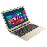 Ordinateur portatif d'Intel N3450 Windows10 de Quarte-Faisceau en métal 13.3inch avec 6g+64GB (AZ133)