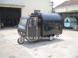 Carros móviles de los alimentos de preparación rápida de la motocicleta (SHJ-MFR220GH)
