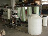 Cadena de producción pura del agua
