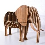 جديد أطفال أثاث لازم خشبيّة فيل طاولة