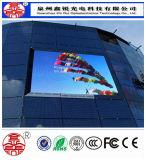 Módulo a todo color de fundición a presión a troquel de alta resolución de la pantalla de visualización de LED P6