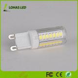 De G4 G9 2835 SMD mini LED luz de bulbo del maíz 1W 1.5W 2W 3W 5W 7W