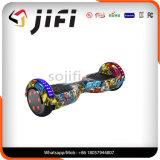 Самокат франтовское Hoverboard собственной личности автошины колеса 6inch Jifi 2 балансируя для оптовика