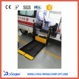 Le serie Wl-d si raddoppiano elevatore di sedia a rotelle idraulico per i furgoni