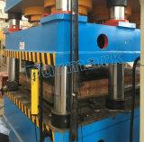 Máquina hidráulica de gravação da imprensa da porta da máquina 2000t da porta de aço da série de Dhp