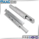 Het dubbele Kanaal van het Aluminium van het Spoor