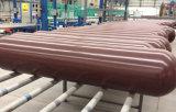 2016 tanque de gás de alta pressão do nitrogênio do aço sem emenda da capacidade quente da venda 40L