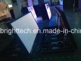 Sinal ao ar livre com Asscess dianteiro, do diodo emissor de luz de P9.525 /P10/P16 Nationstar SMD3535 módulos 1*1feet