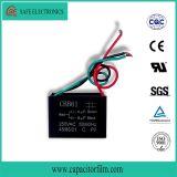Sh металлизированный конденсатор Cbb61 для вентилятора