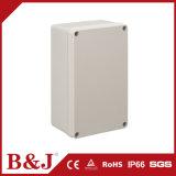 Rectángulo de ensambladura plástico eléctrico impermeable IP68