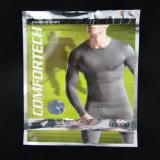 PET Stock-Reißverschluss-Beutel druckten für den Sport, der Reißverschluss-Beutel verpackt