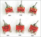 Interruttore elettrico dell'attuatore leva micro