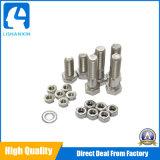 Tornillo modificado para requisitos particulares con el material del acero inoxidable