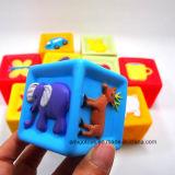子供のためのプラスチックブロックの建物のおもちゃを作る2017新しいCostom