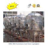 100L-20000L Bieruitrusting van roestvrij staal