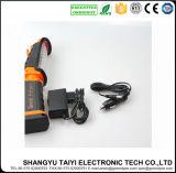 torcia elettrica portatile Emergency esterna di 30W LED