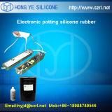 Borracha de silicone curada estanho para Encapsulants