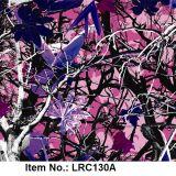 Numéro animal Lrc130A de configuration de film d'impression de transfert de l'eau du best-seller