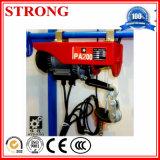 Mini corda de fio rápida ou grua elétrica Chain para Constrution