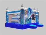2017 de Opblaasbare Springende Uitsmijter van het Kasteel Funcity met de Spelen van de Sport
