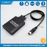 Adaptador de Reproductor de Música Raddio USB / SD Card / MP3 de Volvo