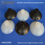 Copos macios da sução do silicone do bom desempenho