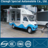 Camion de cuisine mobile de camion de ventes de nourriture de crême glacée